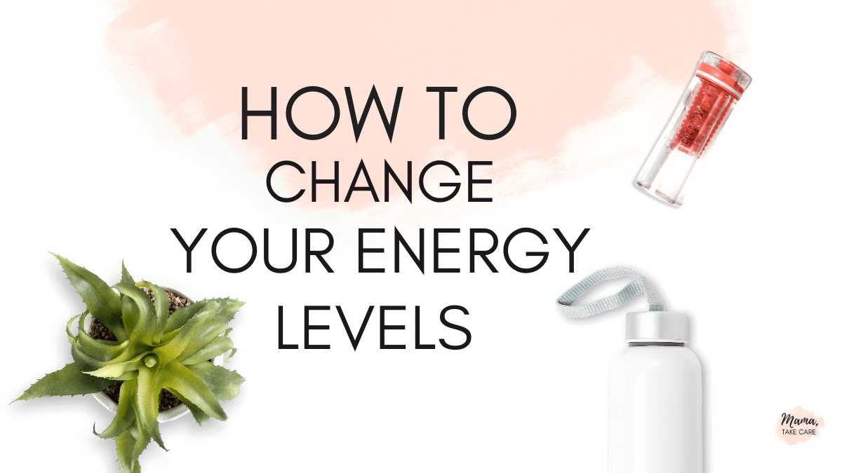 7 Hacks to change your energy levels today. Learn how to gain control of your energy and feel happier and more alive. #energy #positiveenergy #selfcare